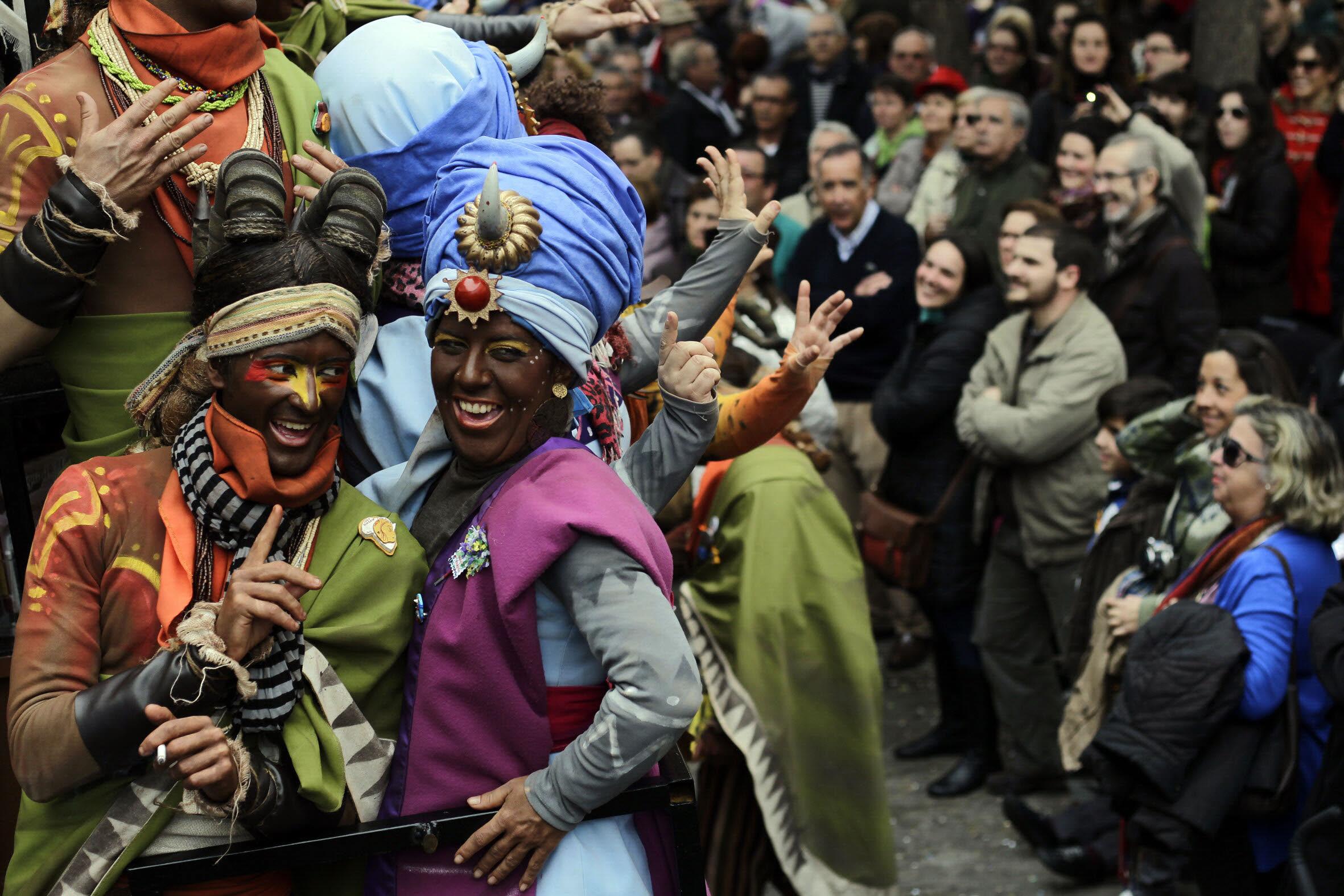 Una plataforma para tumbar la fecha fija del Carnaval de Cádiz
