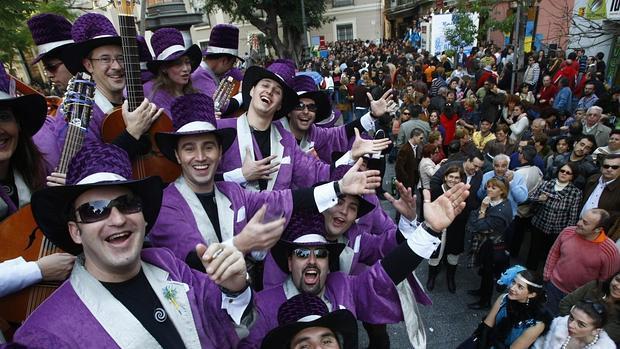 Programa de actos para disfrutar del sábado de Carnaval