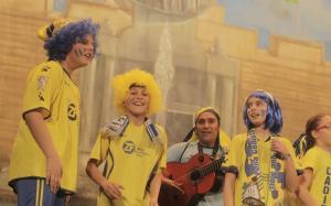 Más de 400 niños defenderán la cantera del Carnaval en una gala en el Gran Teatro Falla