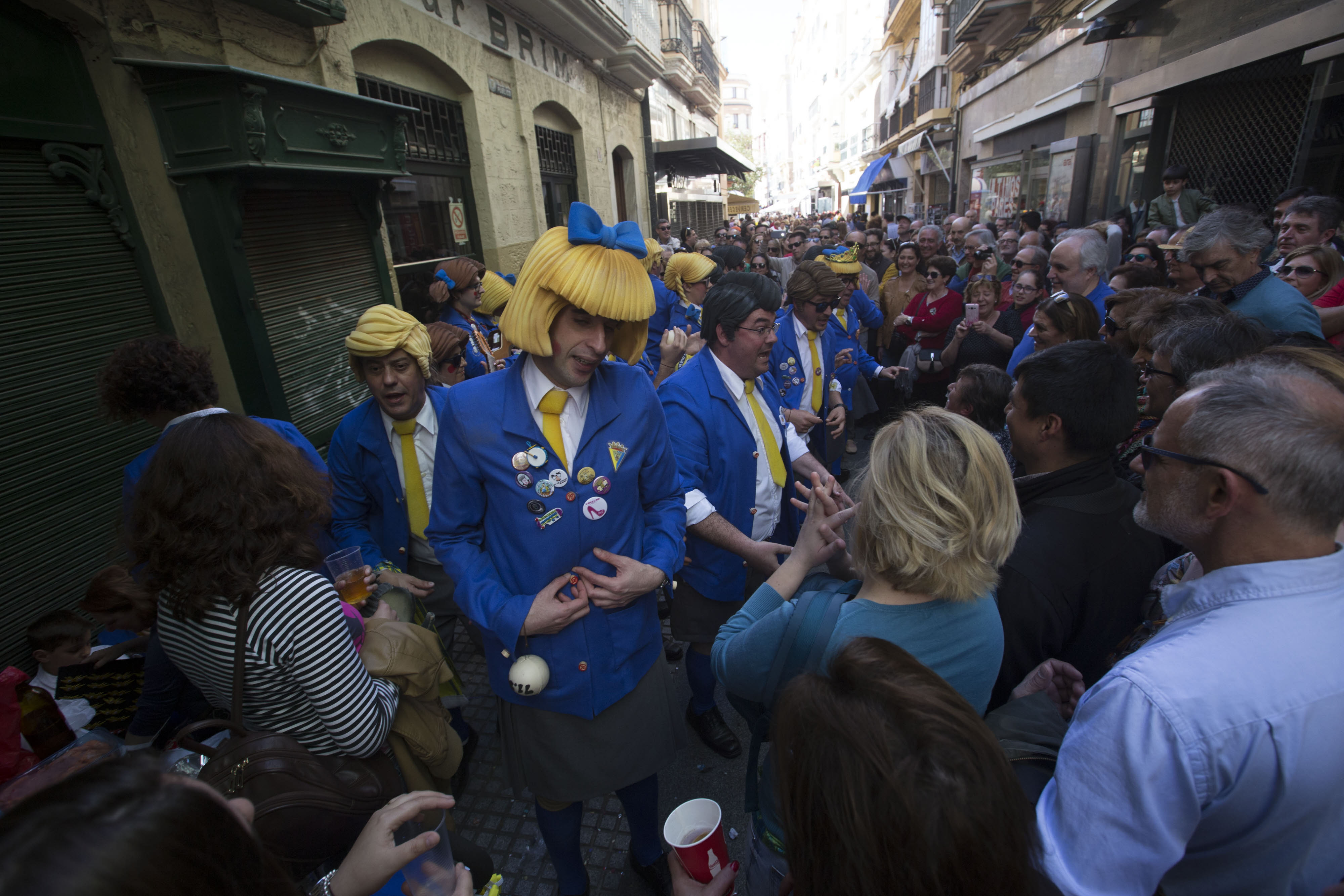 Los coristas dicen 'no' a la fecha fija para el Carnaval de Cádiz