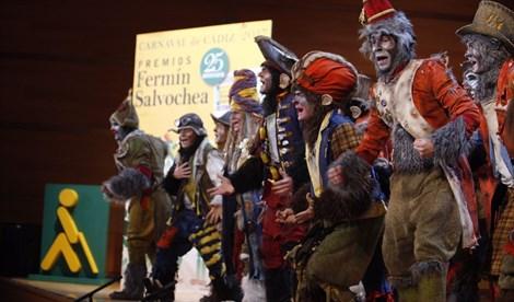 La ONCE convoca los XXVI Premios Fermín Salvochea del Carnaval de Cádiz