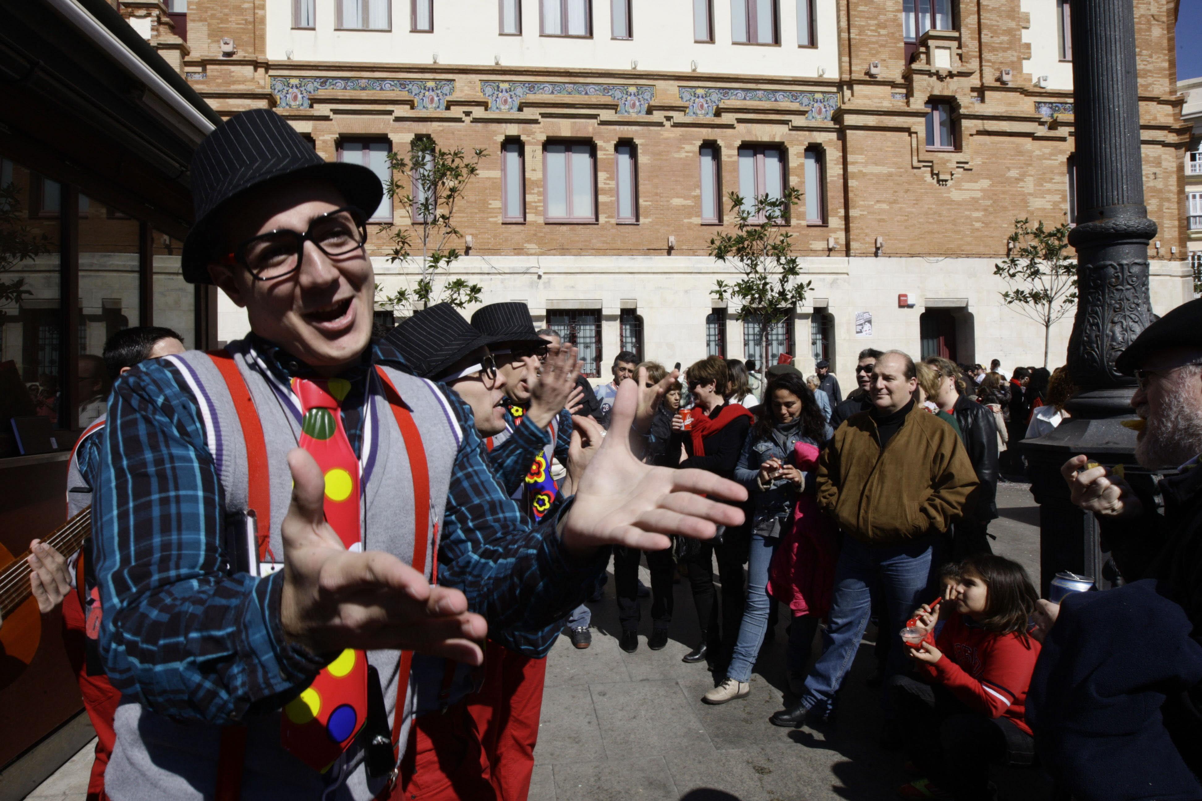 Agenda de actos para celebrar el domingo el 'Carnaval Chiquito'