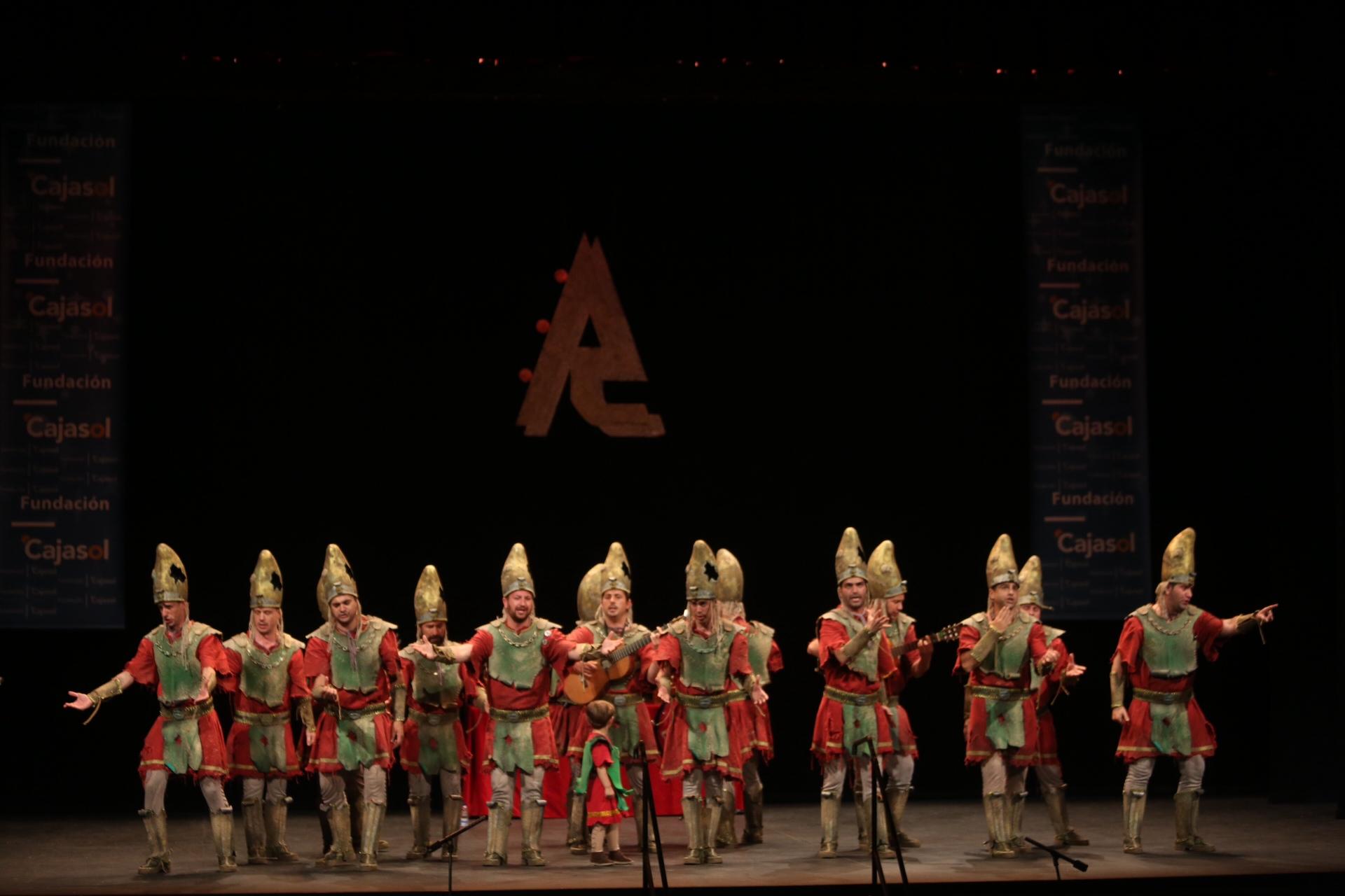 El Carnaval de Cádiz saca su alfombra roja