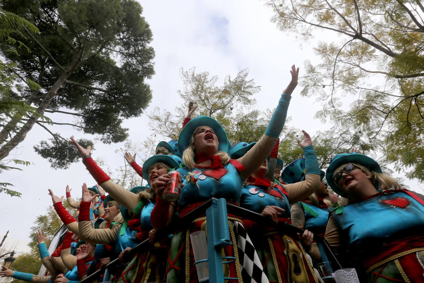 Romay celebra la declaración del Carnaval como Patrimonio Cultural Inmaterial