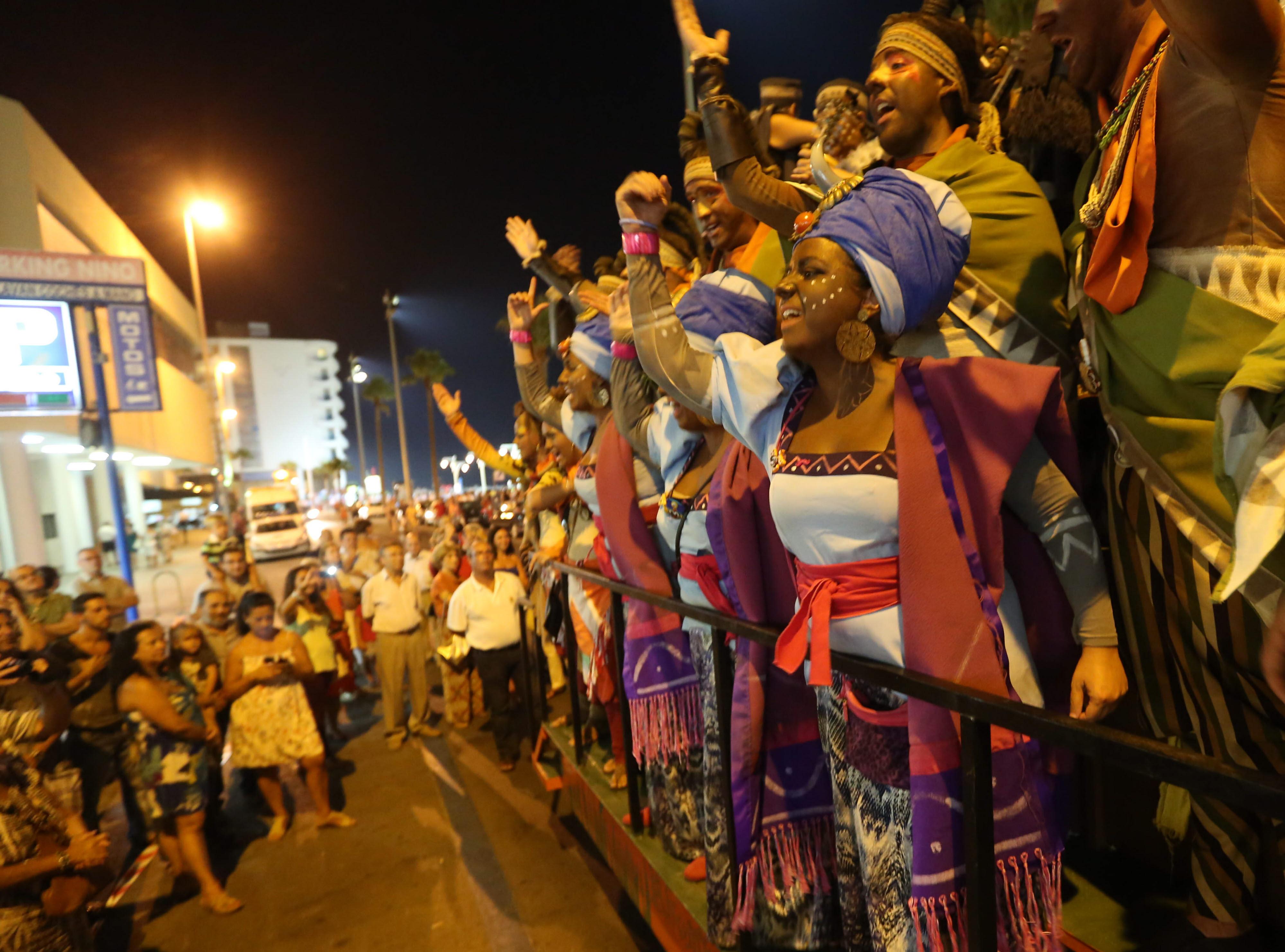 El Carnaval de Verano vuelve a su cuna