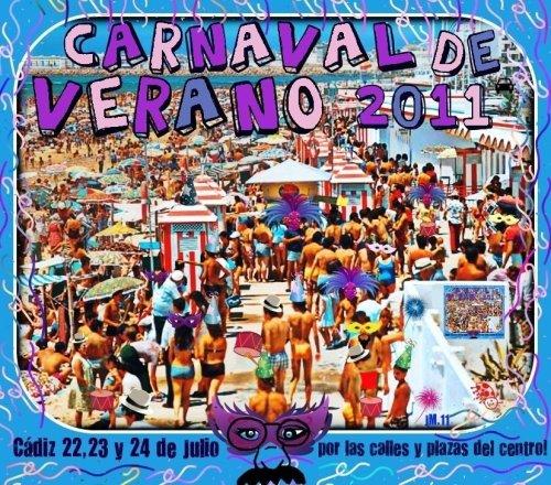 El Carnaval de verano ya es oficial y será del 22 al 24 de julio