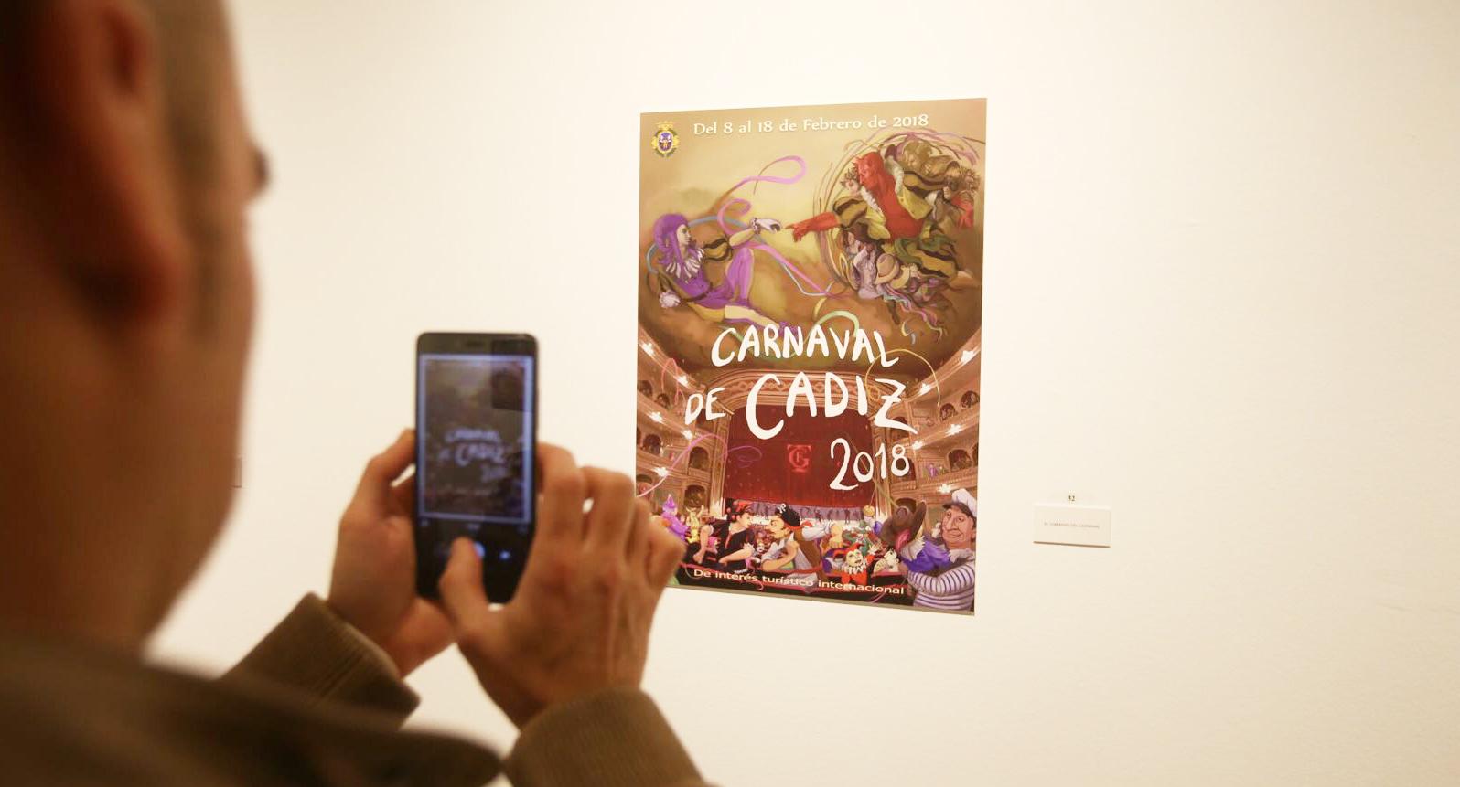 El Carnaval de Cádiz 2018 ya tiene cartel