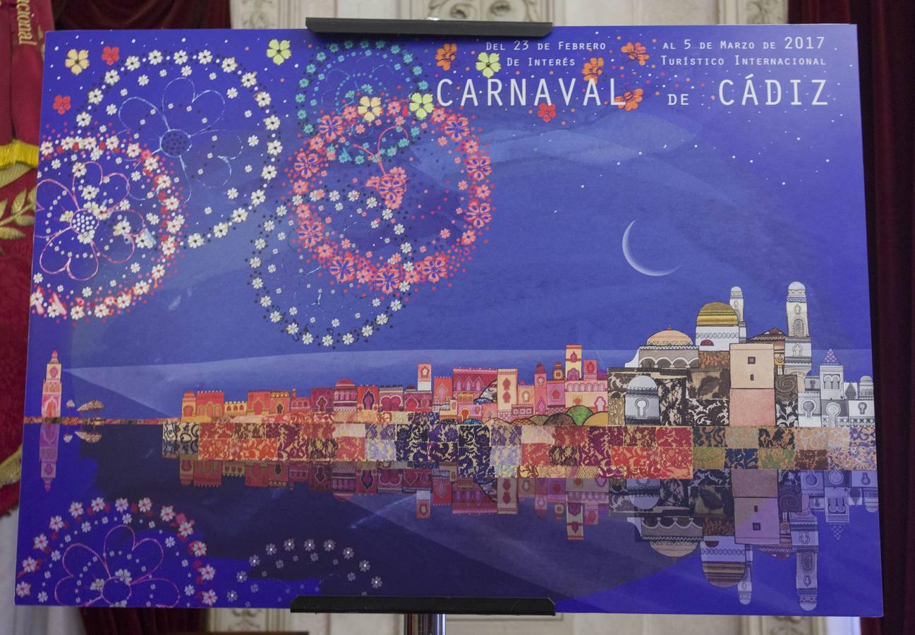 Fundación Cajasol organiza una exposición y un concurso fotográfico sobre el Carnaval de Cádiz