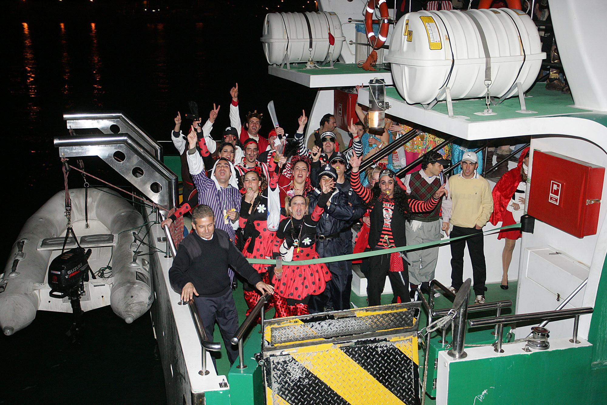 El Consorcio de Transportes aumentará el servicio de catamarán casi el doble por Carnaval