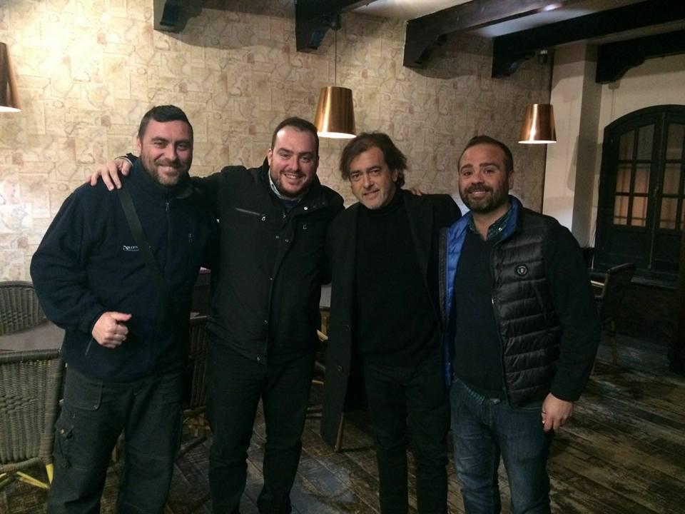 Juan Carlos Aragón aportará su música a la modalidad de chirigotas