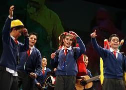 Los más jóvenes del Falla ya tienen ganadores