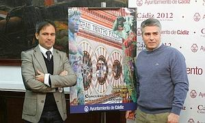 El cartel del COAC refleja la esencia del Teatro Falla