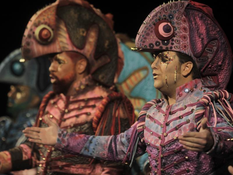 Los Cobardes La Voz Del Carnaval De Cádiz