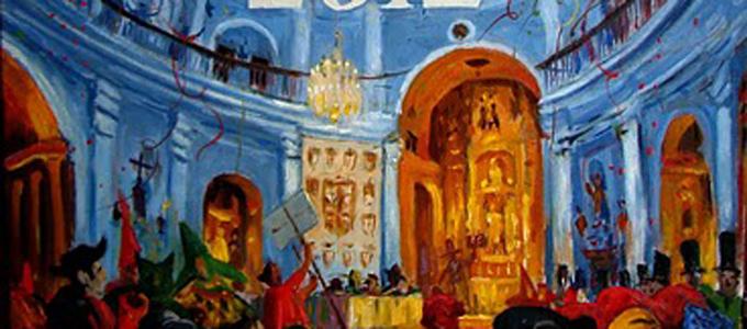 El Aula de Cultura presenta los sellos del COAC 2012