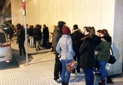 Agotadas en dos horas las entradas para cuartos del COAC puestas a la venta en Internet