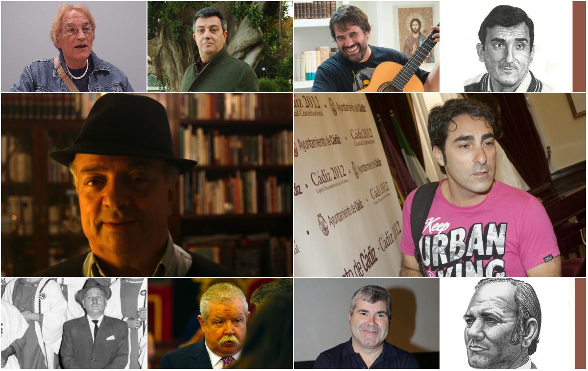 Los diez autores más laureados del Carnaval de Cádiz