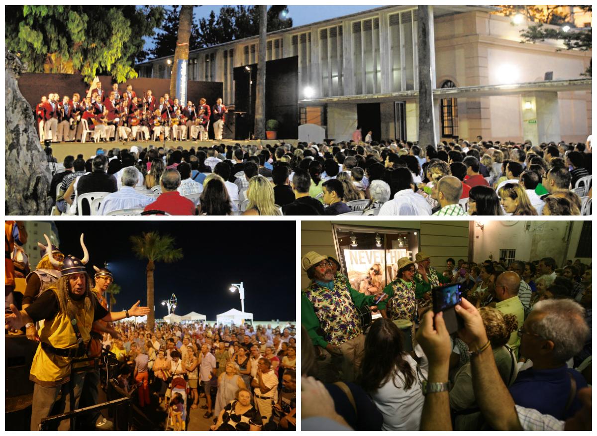 Las citas del Carnaval de Cádiz en verano