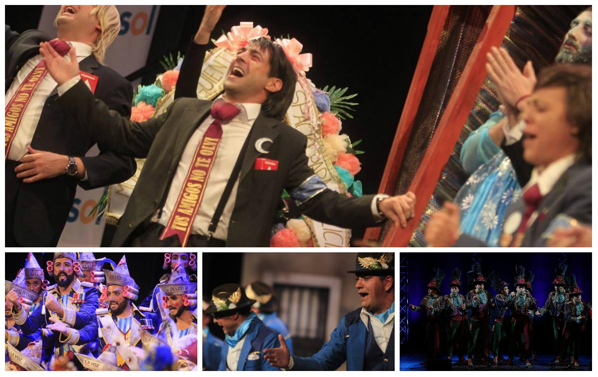 El Carnaval de Cádiz volverá al Falla los días 21 y 22 de abril