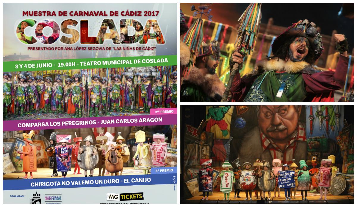 El Carnaval de Cádiz llegará a Madrid por séptimo año de la mano de 'Sanfercai'