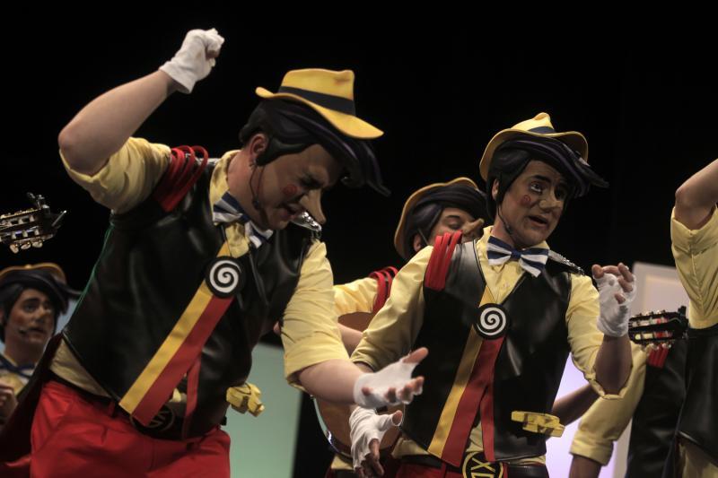 OBDC El show de Pinocchio!