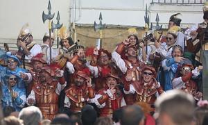 Las plazas de Cádiz vuelven a llenarse de coristas