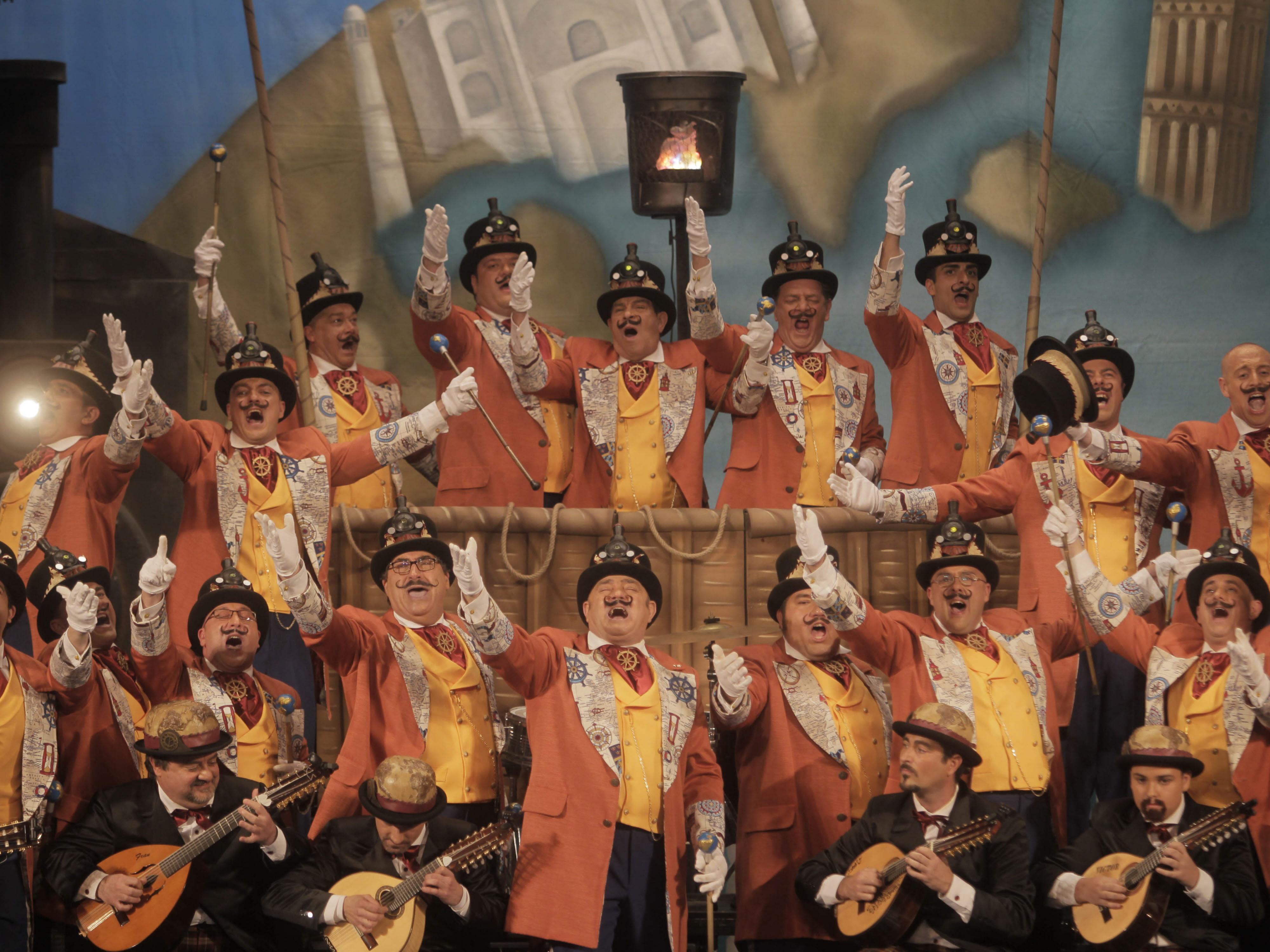El coro de Nandi Migueles perdió el primer premio del concurso en la Gran Final