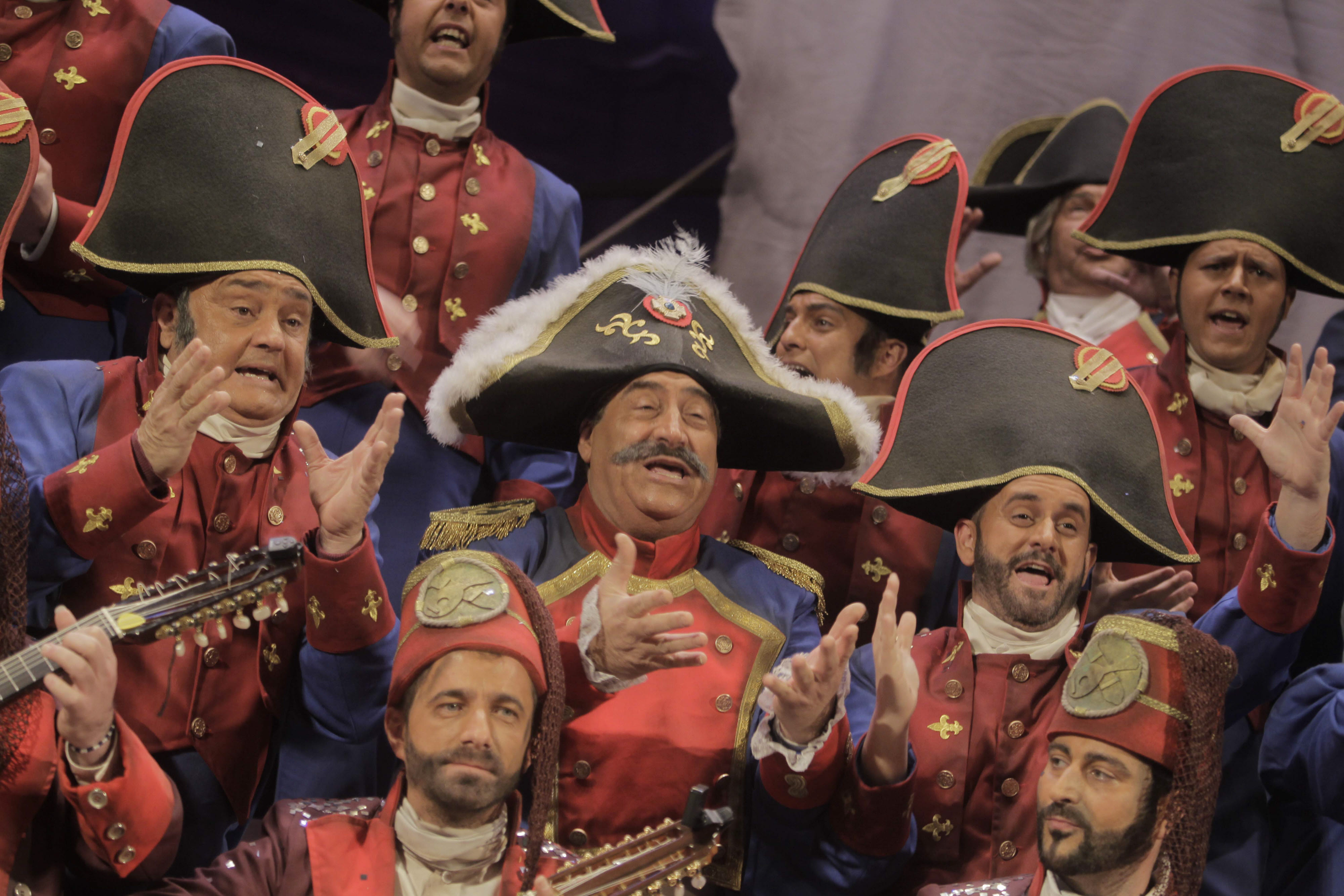 El coro de Faly Pastrana será 'El Pópulo' en el Carnaval 2016