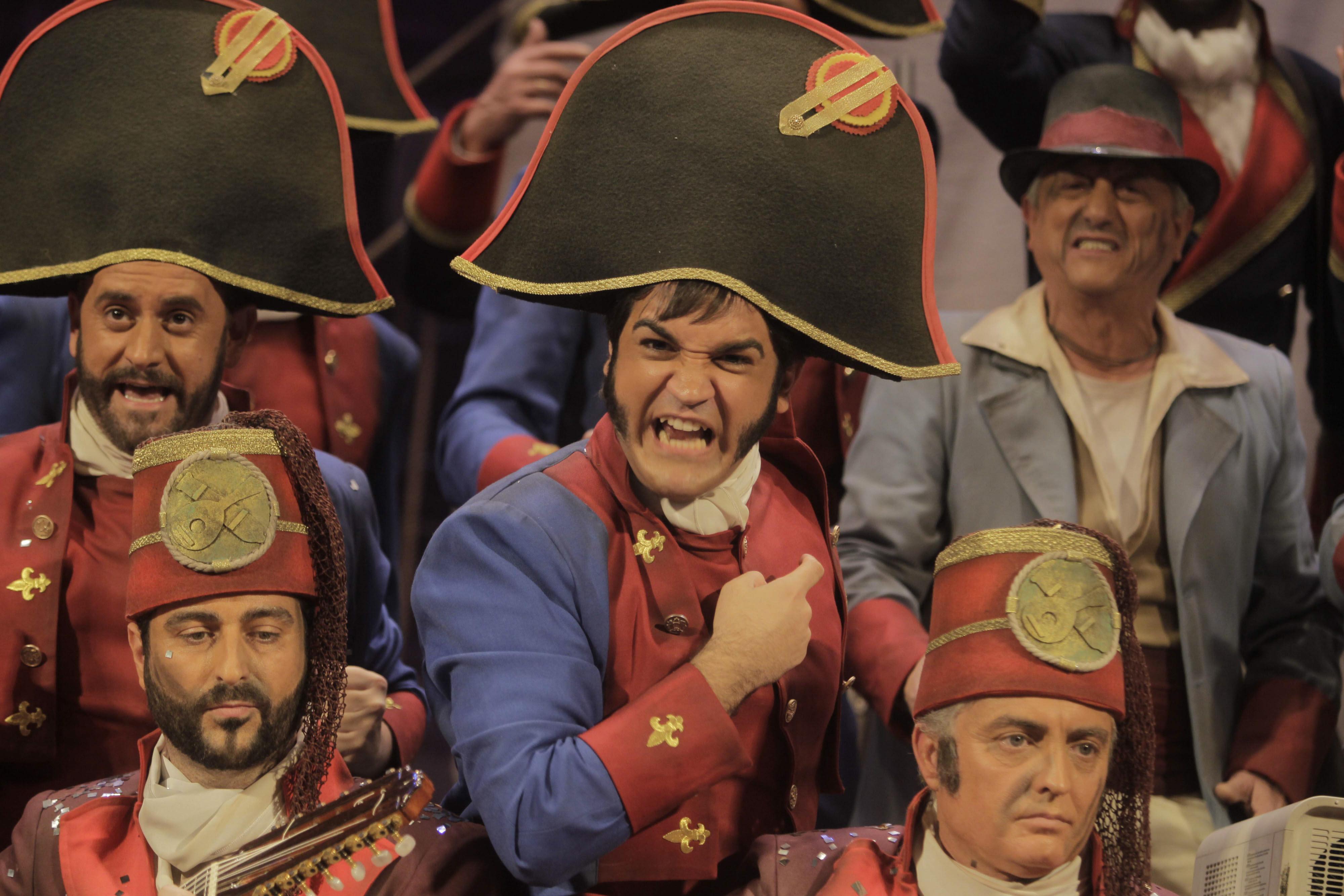 El coro de Faly Pastrana, primer inscrito para el Concurso del Carnaval de Cádiz 2016