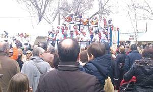 El parque Almirante Laulhé acoge el carrusel de coros