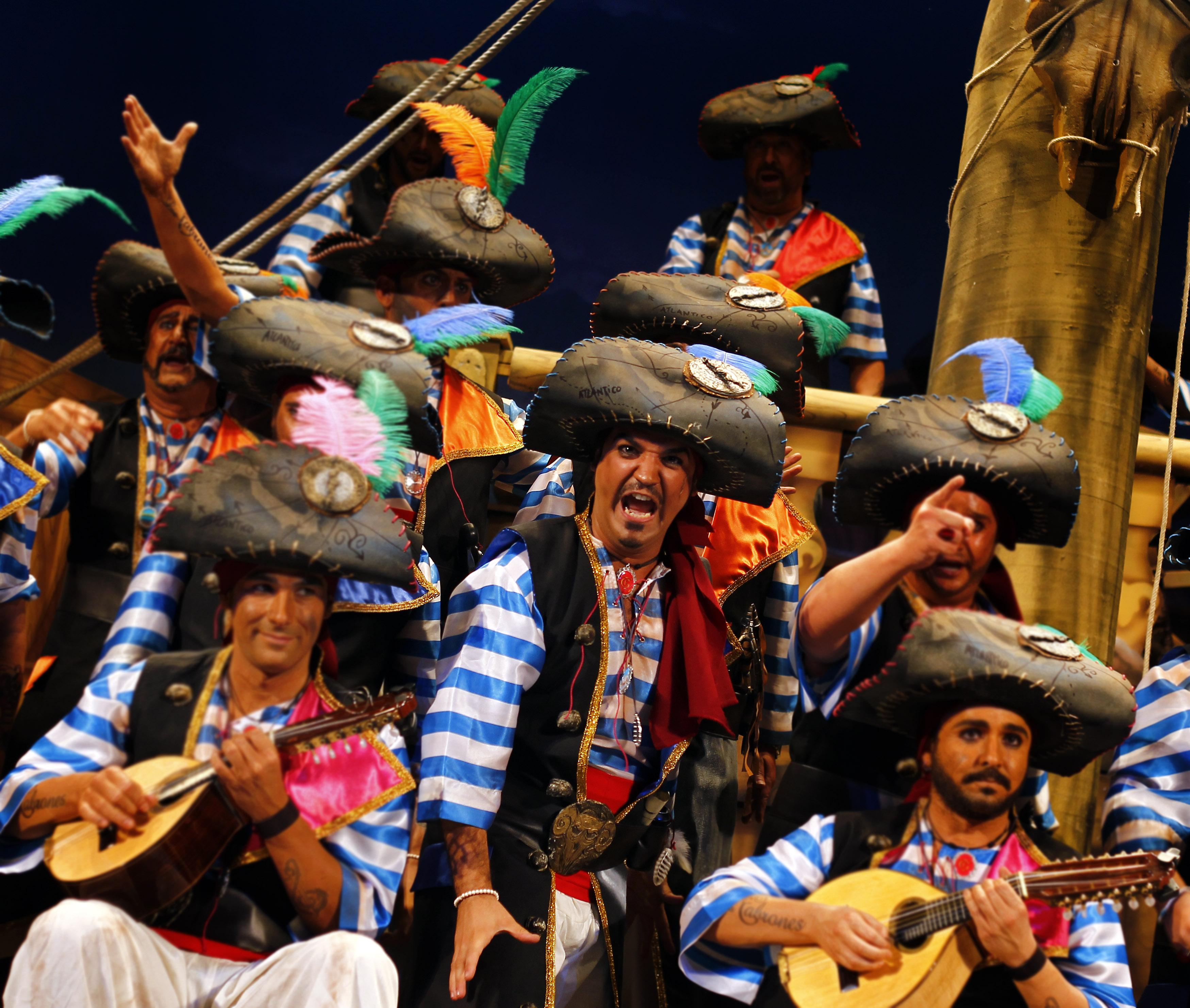 Los piratas de Pardo se llevan el gran botín de la noche