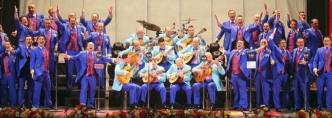 El coro de Julio Pardo será 'Los cabrones' en 2013