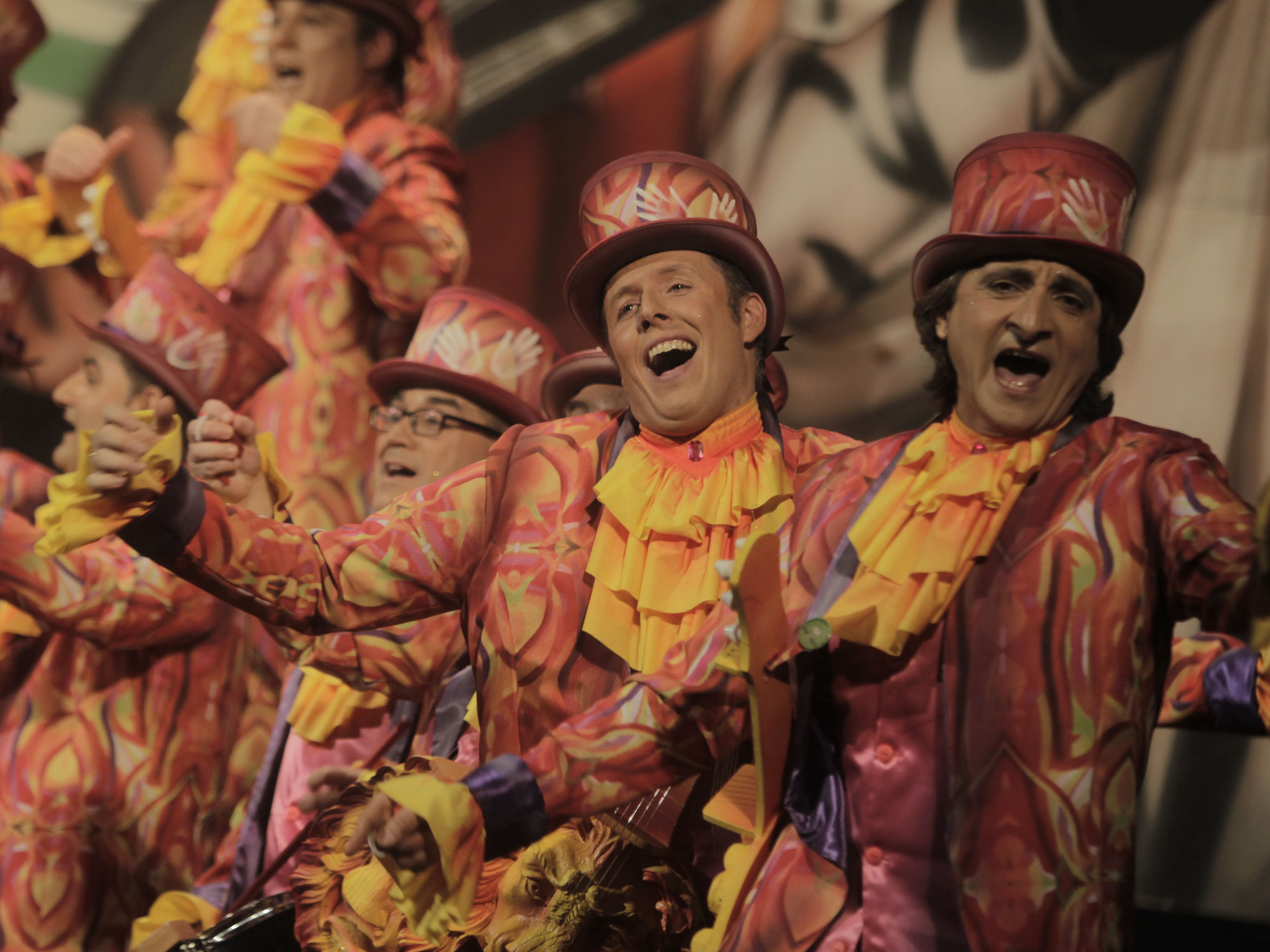 El coro de Nandi Migueles no estará en el Concurso de 2017