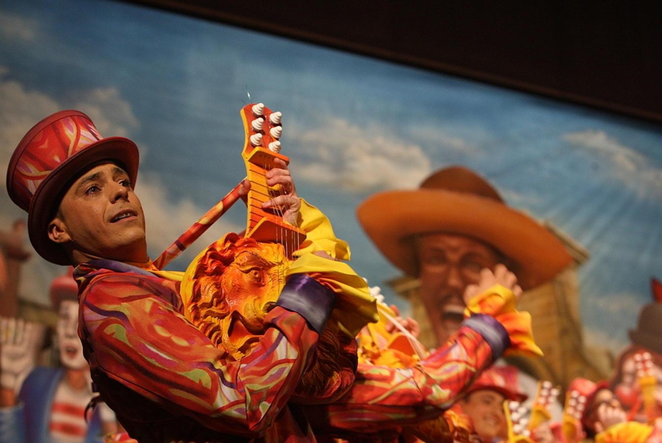 El coro de Los Niños ya tiene nombre para el el próximo Carnaval de Cádiz