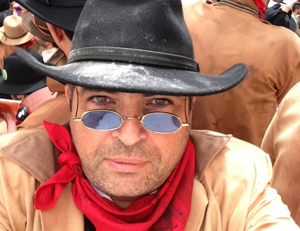 Manuel Cotorruelo: «Es una fiesta que engancha»
