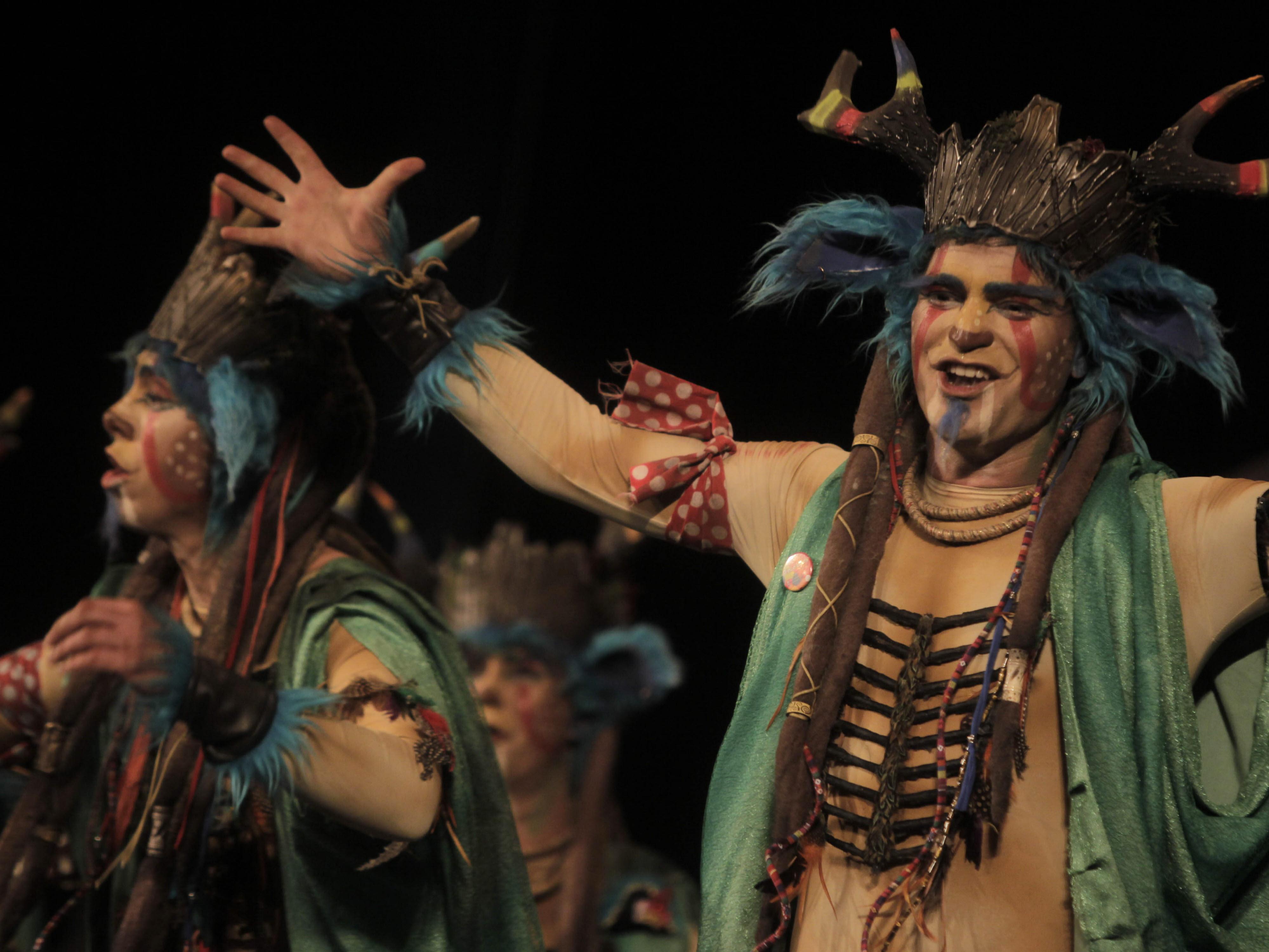 Tino Tovar anuncia el nombre de su comparsa para el Carnaval de Cádiz 2017
