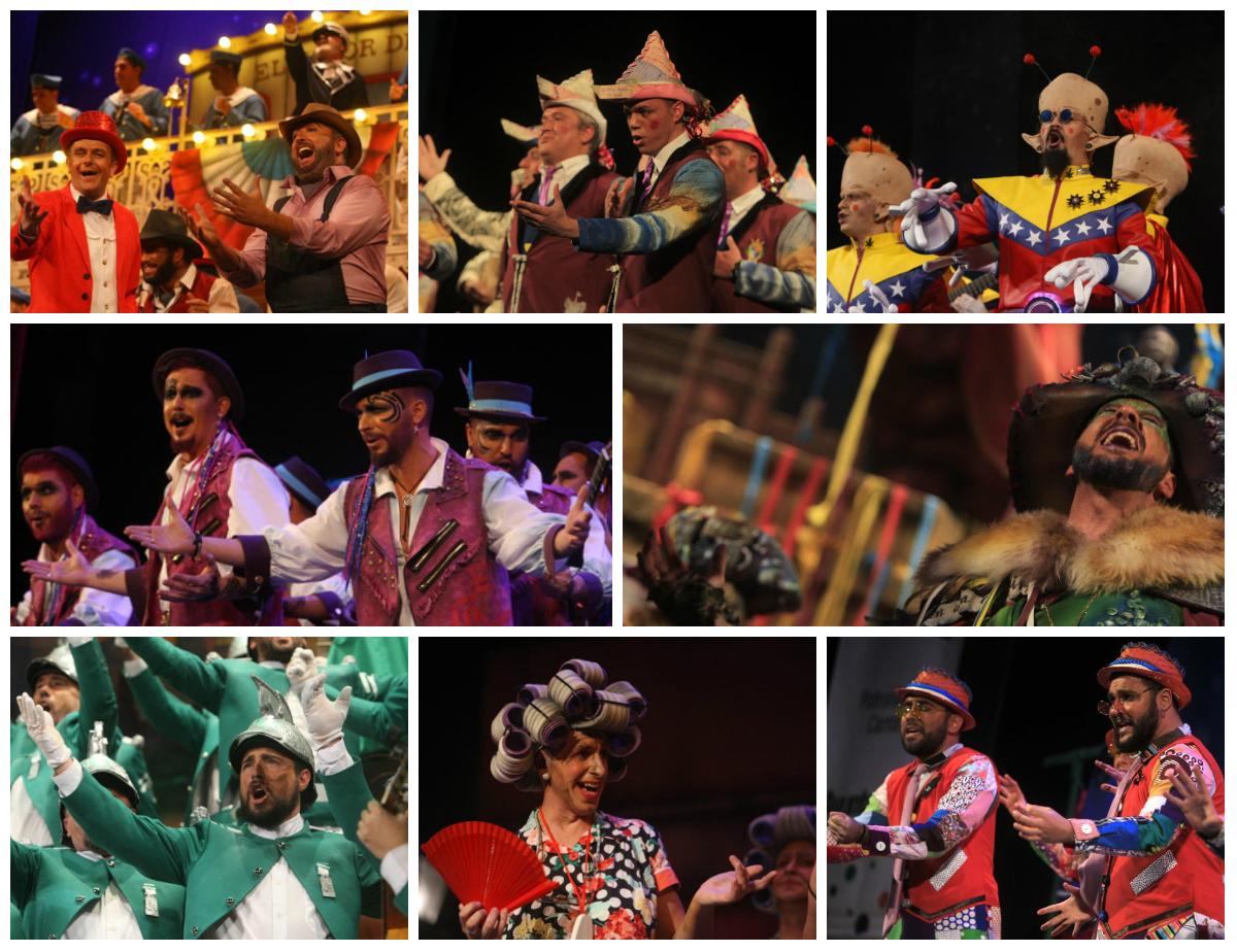 Sigue en directo el Concurso de Carnaval desde el Falla