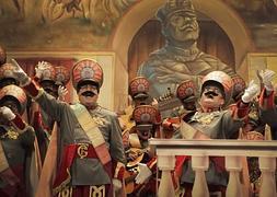 Los Dictadores ganan el primer premio del Concurso Unicaja de 'Coplas del Carnaval'