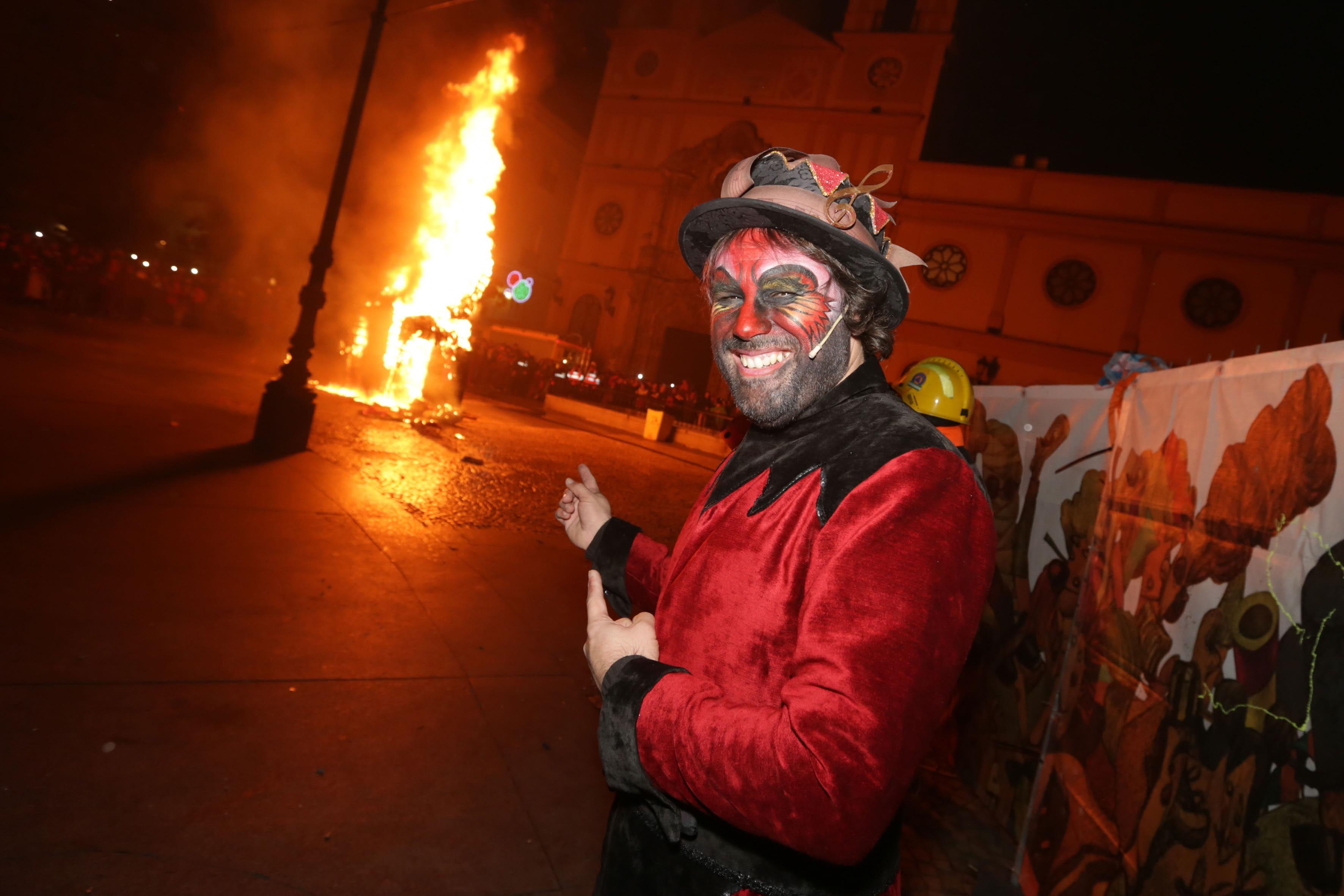 El Carnaval de Cádiz 2016 volverá a tener Dios Momo