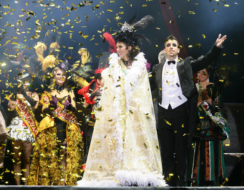 Lucía García Suárez, primer nombre del Carnaval 2011