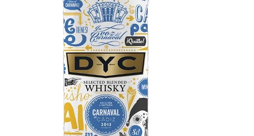 La marca DYC celebra el Carnaval con el diseño de una botella inspirada en las agrupaciones