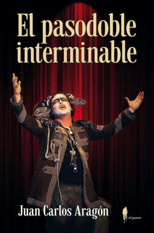 Juan Carlos Aragón presenta su nuevo libro 'El pasodoble interminable' el día antes de la Gran Final