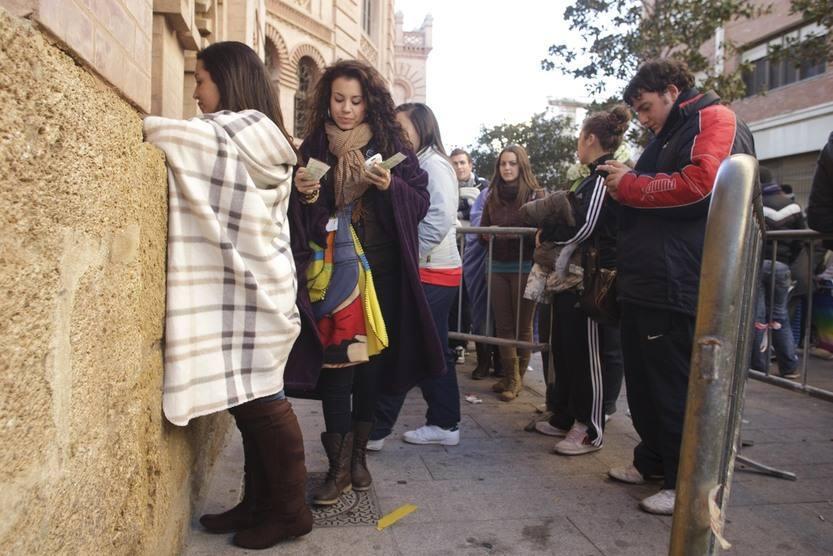 El Patronato del Carnaval de Cádiz propone mantener el sistema de venta de entradas