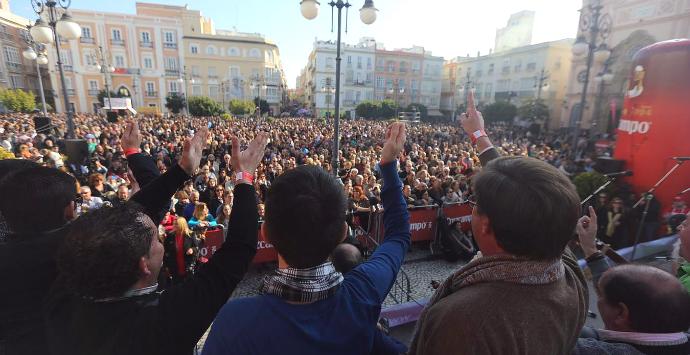 La Erizada y la Ostionada atraen a más de 280.000 personas a Cádiz