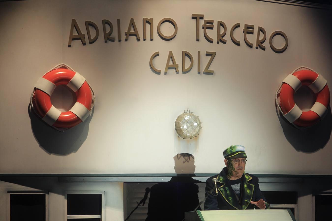 Un pregón de leyenda para unir  de por vida a Cádiz y El Puerto