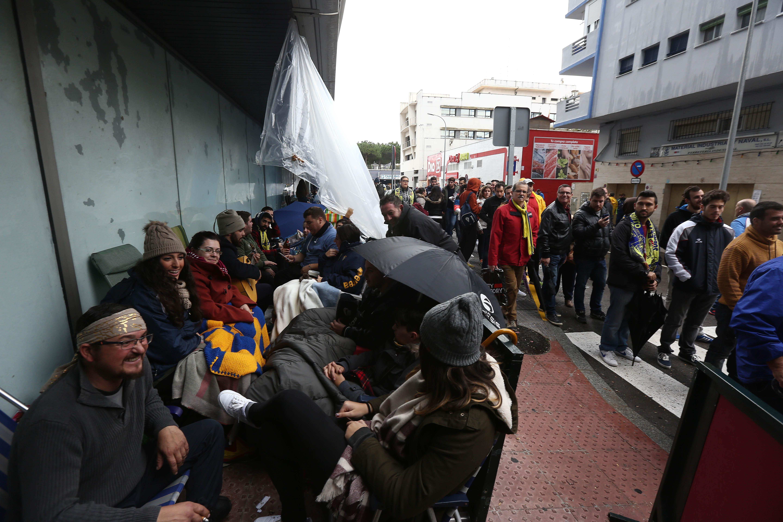 Carnaval y fútbol conviven en Carranza