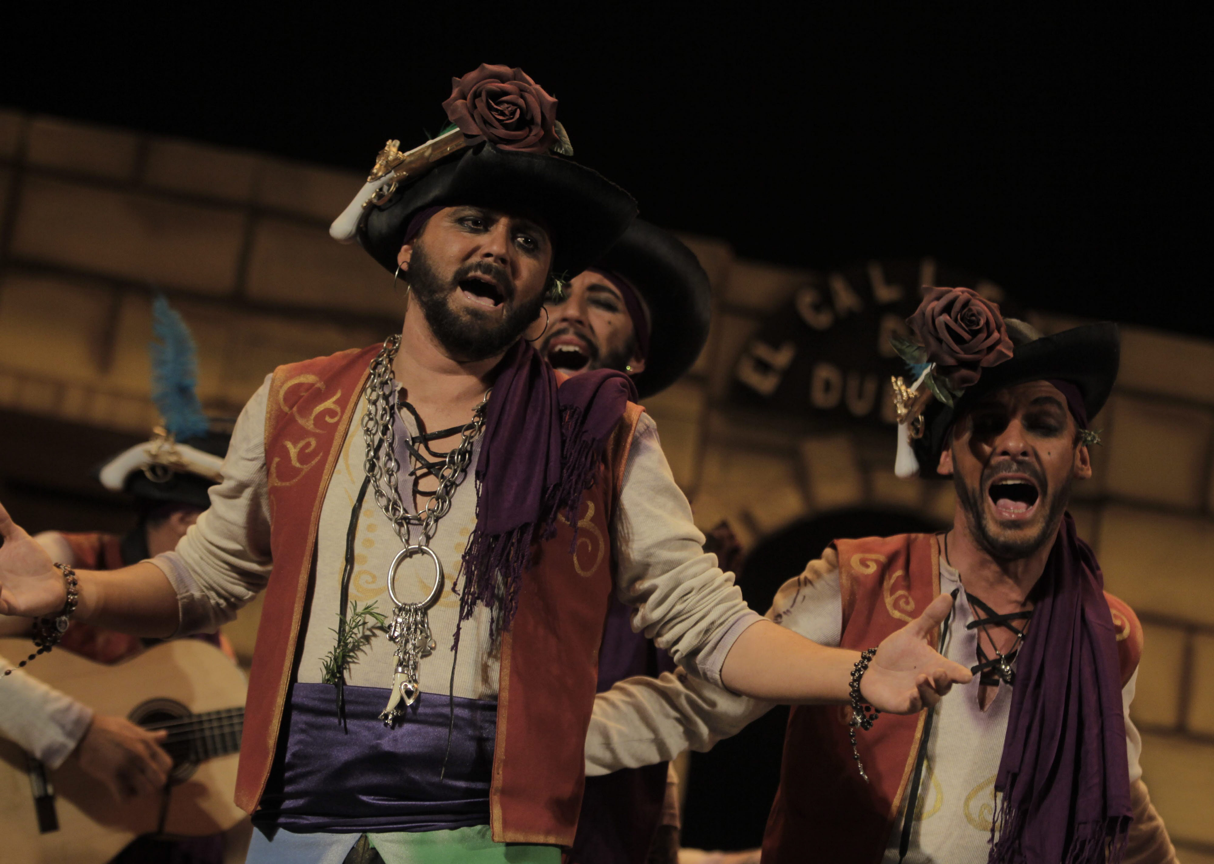 La comparsa de Los Gitanos renuncia al Concurso del Carnaval 2016