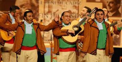 La comparsa de Los Gitanos regresa al Concurso en 2013