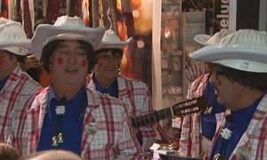 Las ilegales del Carnaval de Cádiz entran en la historia