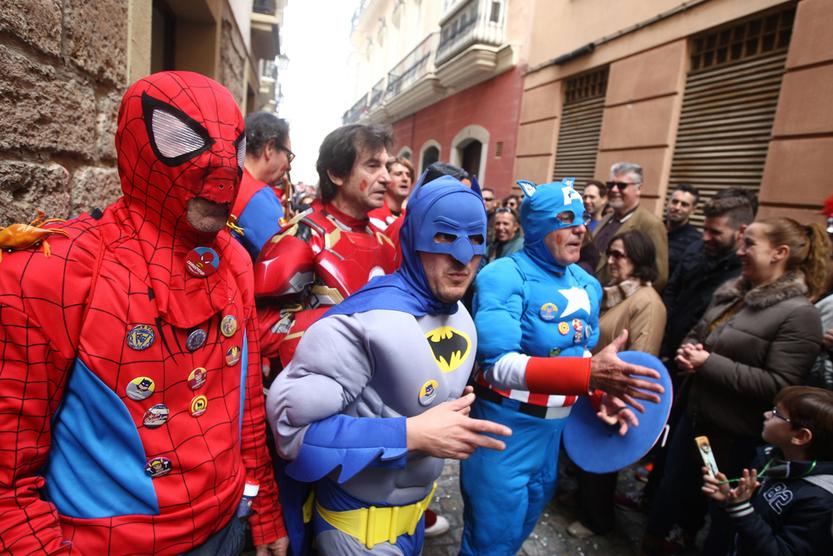 El Carnaval de la calle sube de nivel