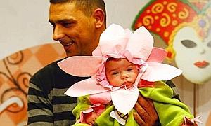 El Corte Inglés premia los mejores disfraces infantiles del Carnaval 2012
